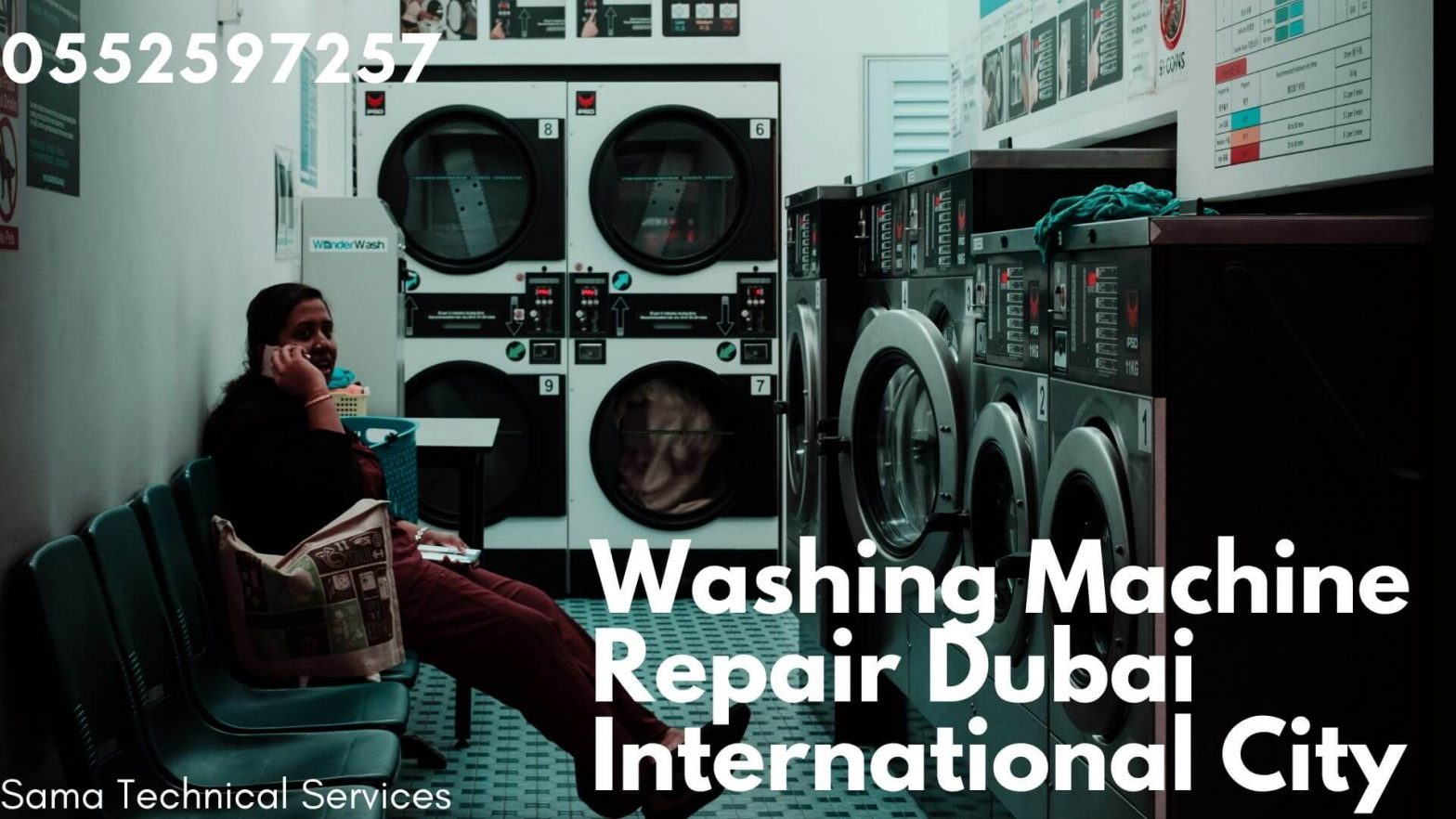 Washing Machine Repair Dubai International City