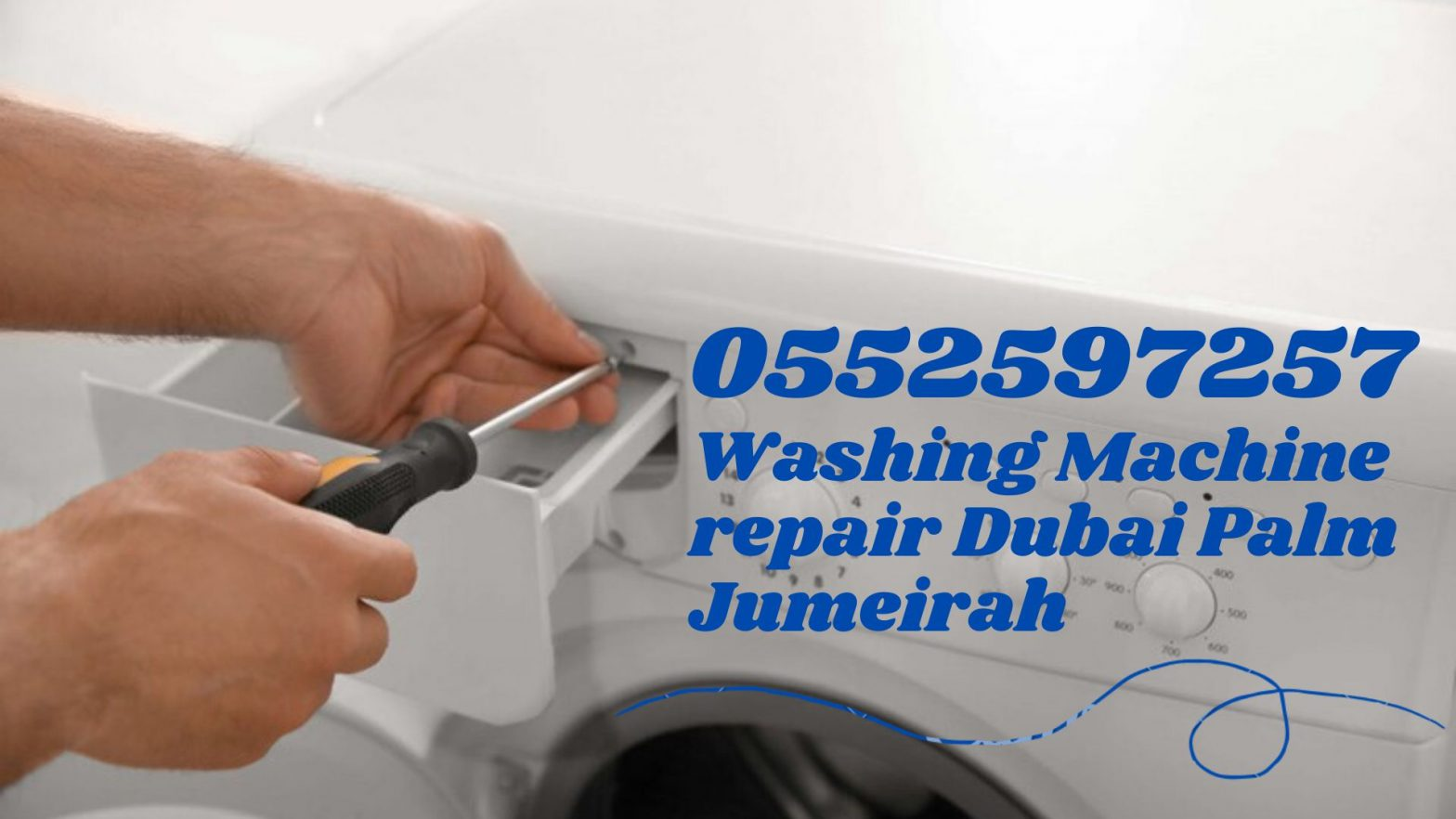 Washing machine repair Dubai Palm jumeirah