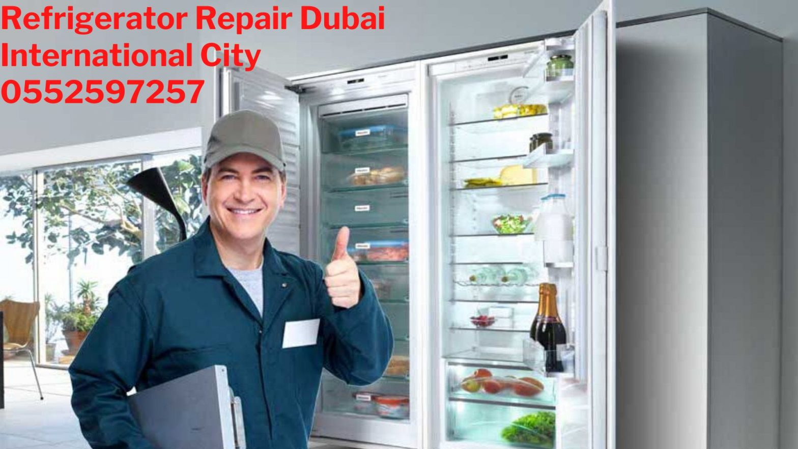Refrigerator repair Dubai international city