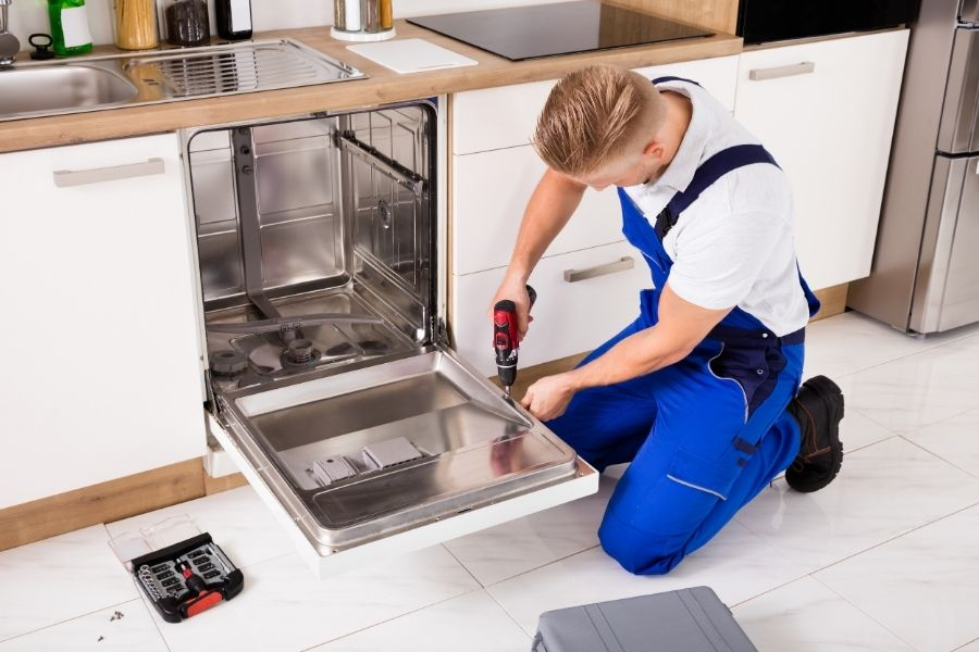 dishwasher repair in abu dhabi
