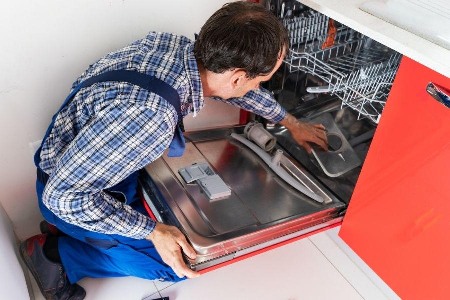 dishwasher repair in dubai