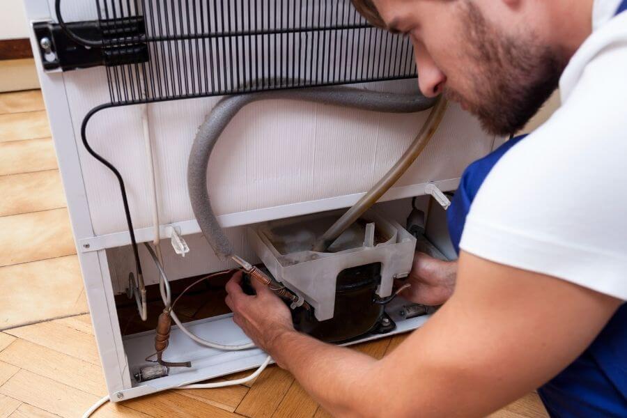 Fridge repair Abu Dhabi Services
