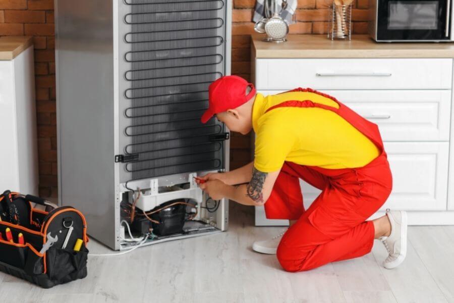 Refrigerator repair Abu Dhabi
