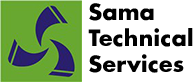 SAMA TECHNICAL SERVICES LOGO