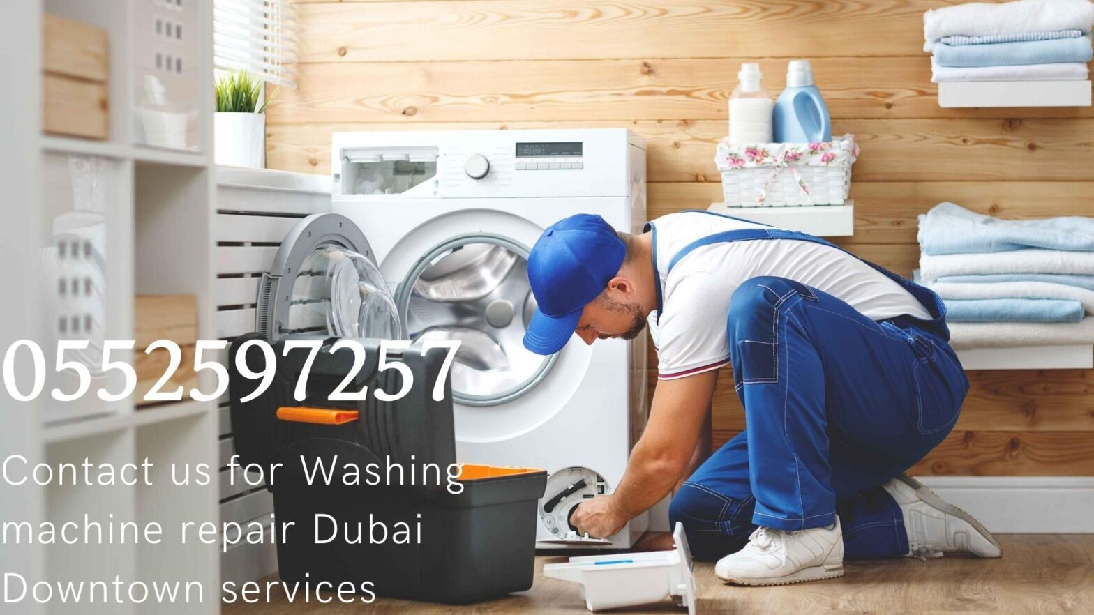 Washing Machine Repair Dubai Downtown