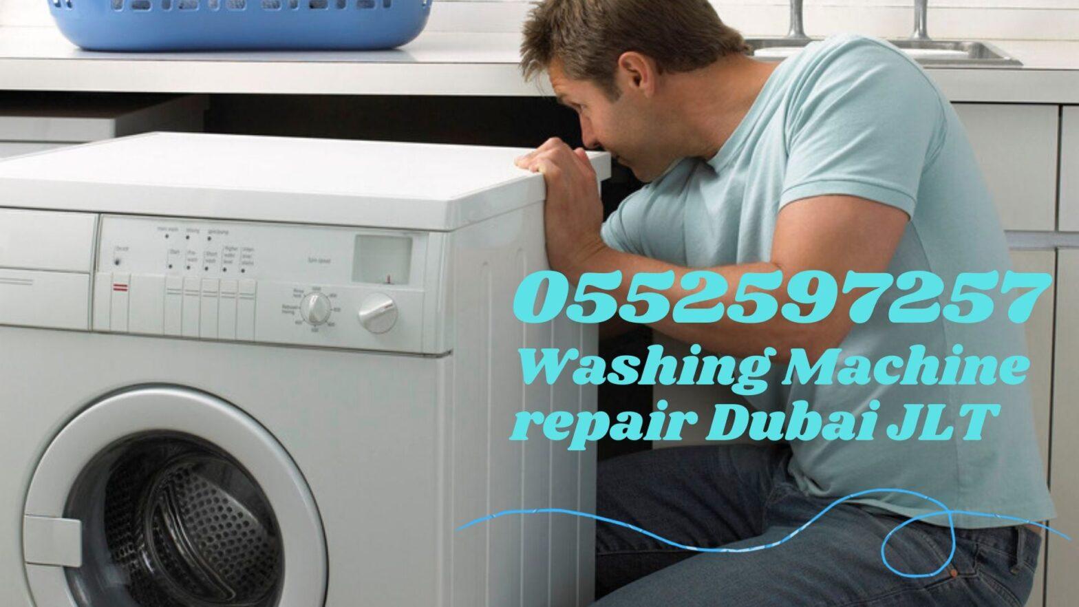 Washing machine repair Dubai JLT