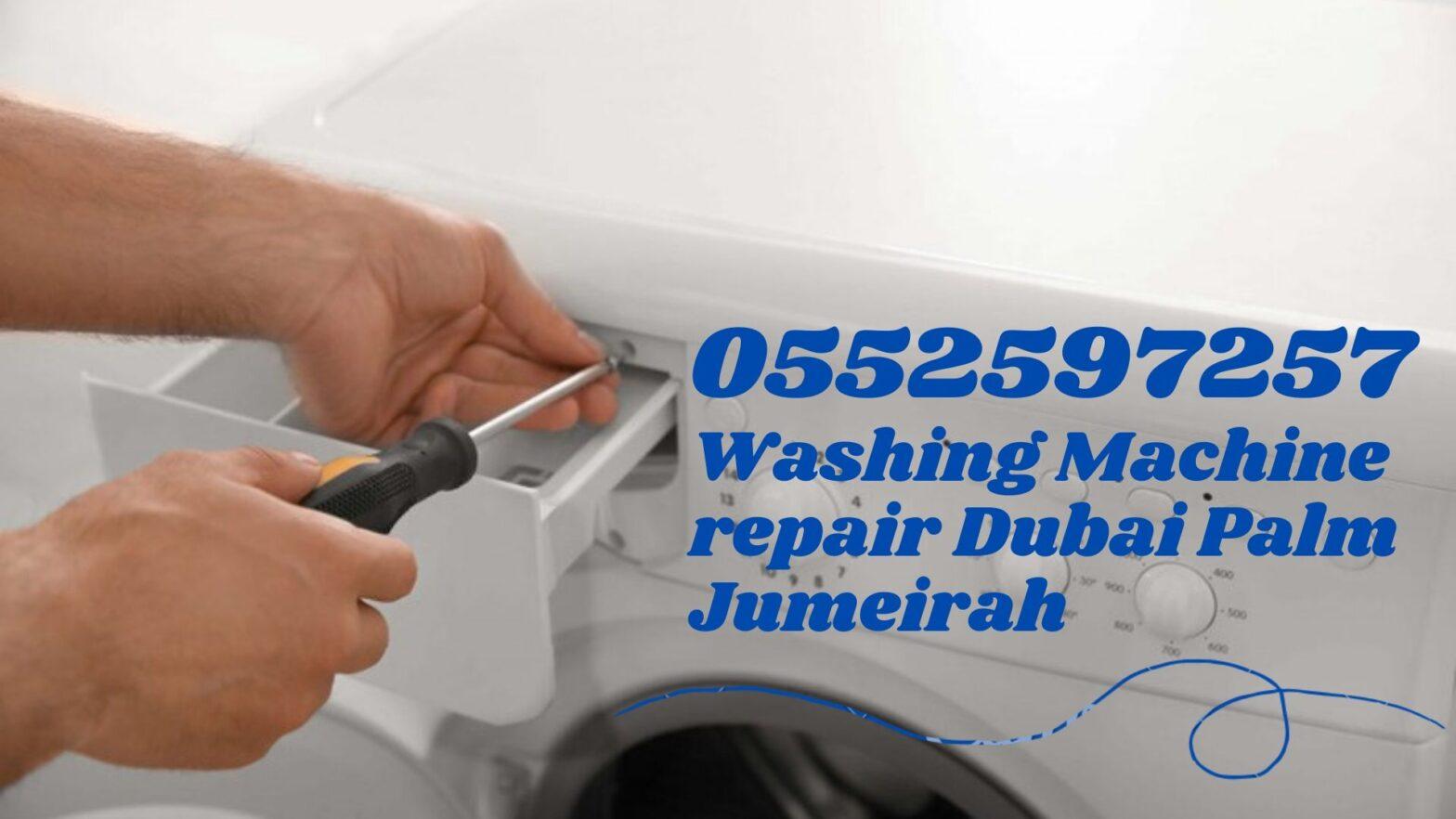Washing machine repair Dubai Palm jumeirah