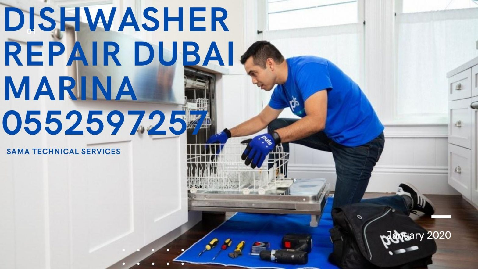 Dishwasher repair Dubai Marina