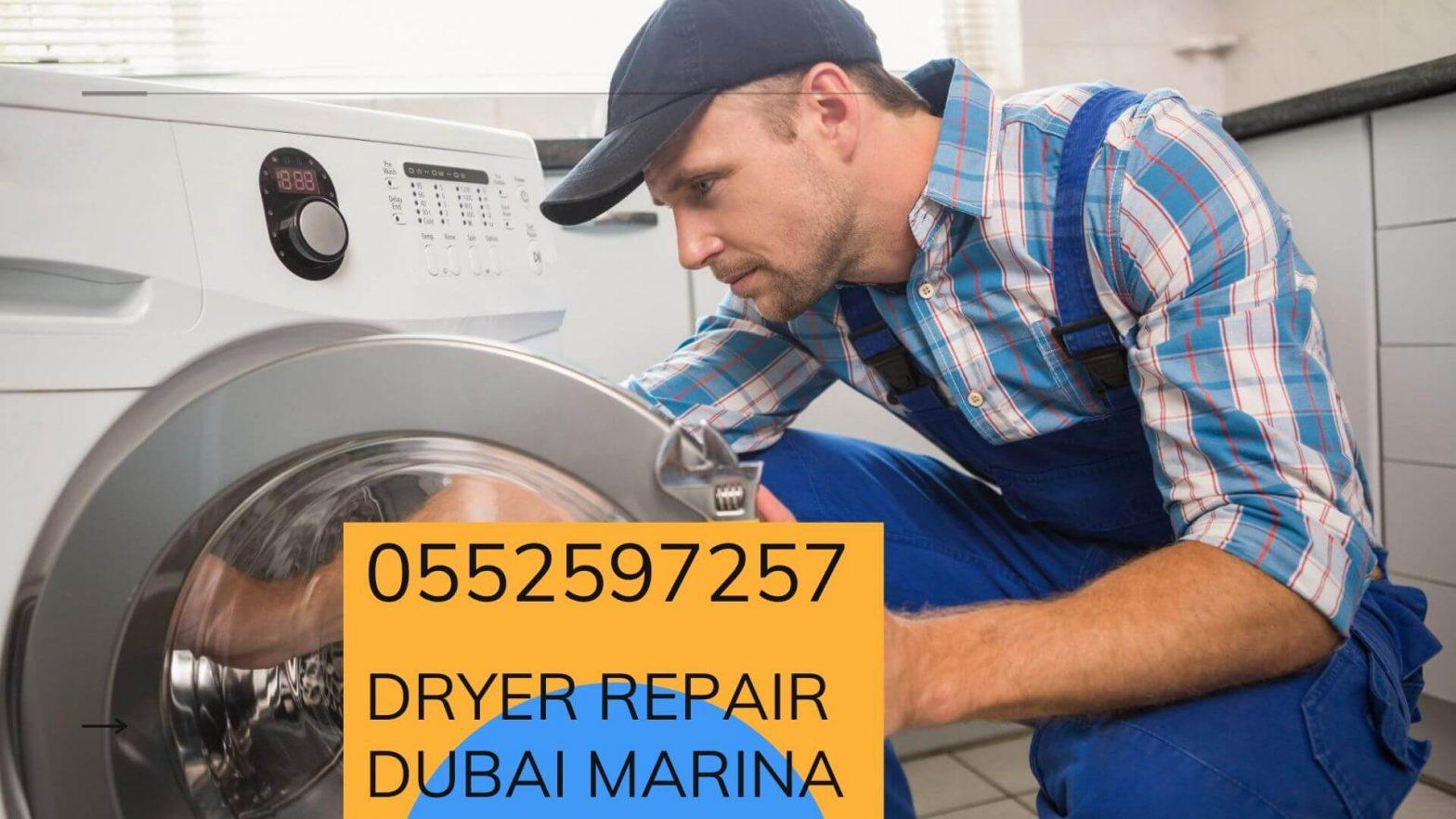 Dryer repair Dubai marina