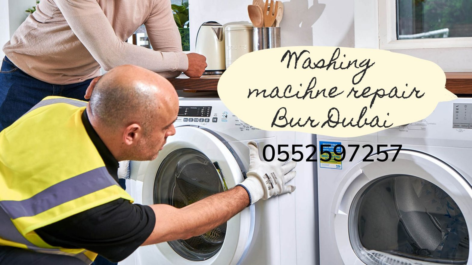 Washing machine repair Bur Dubai
