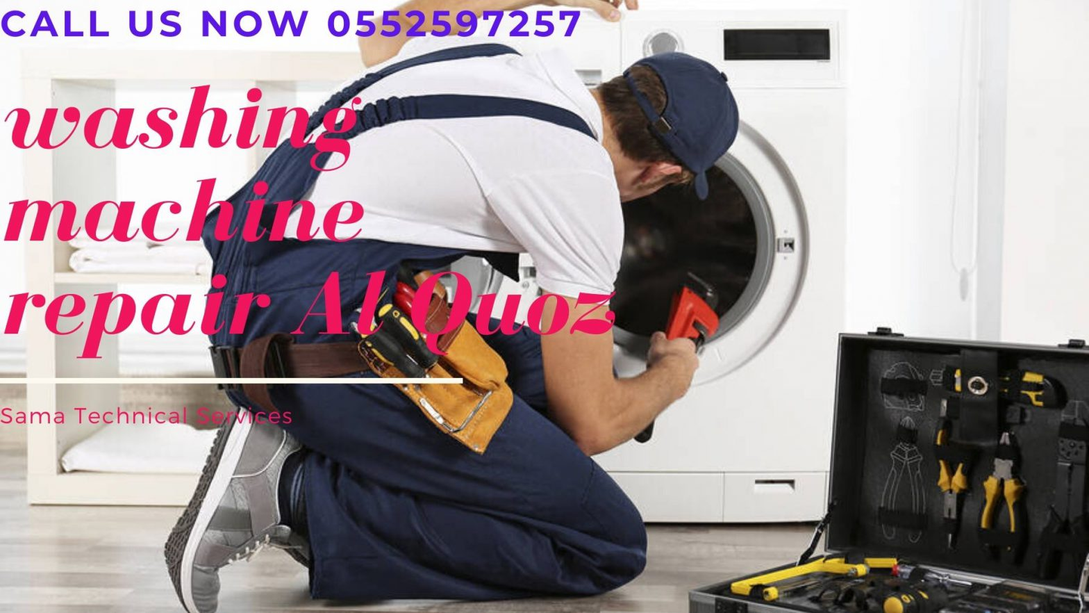 Washing machine repair Al Quoz