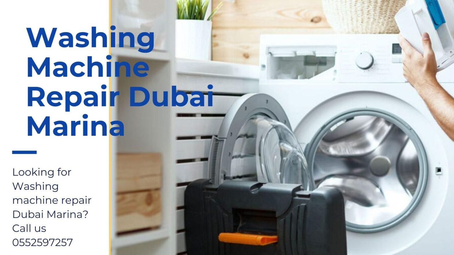 Washing machine repair Dubai marina