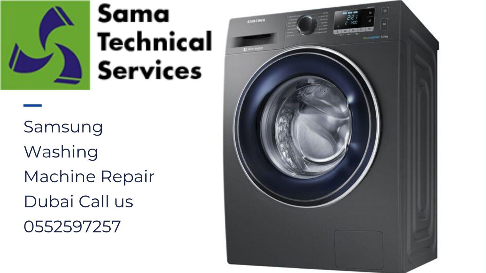 Samsung Washing machine repair Dubai